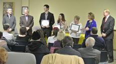 2018 Graduate Scholarship Winners