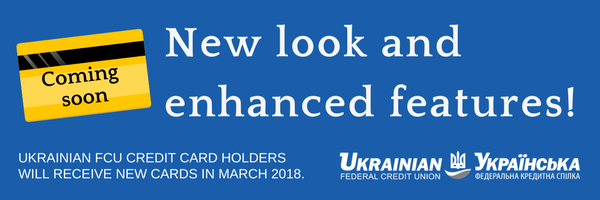 New look and enhanced features for UFCU credit cards