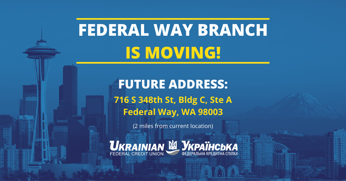 Branch relocation announcement