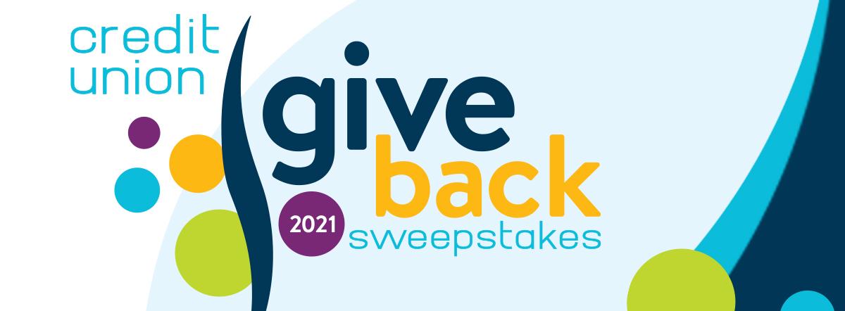 Give Back Sweepstakes